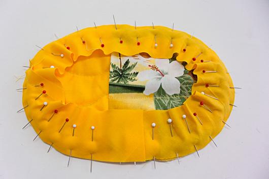 ハワイアンキルトソーイングボックスの作り方01